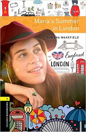 OXFORD BOOKWORMS 1. A SUMMER IN LONDON MP3 PACK