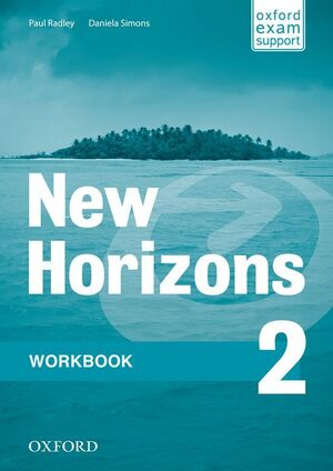 NEW HORIZONS 2. WORKBOOK