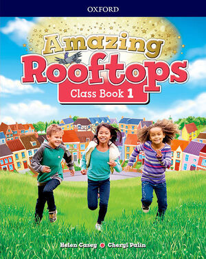 AMAZING ROOFTOPS 1. CLASS BOOK