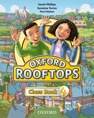 OXFORD ROOFTOPS 4. CLASS BOOK