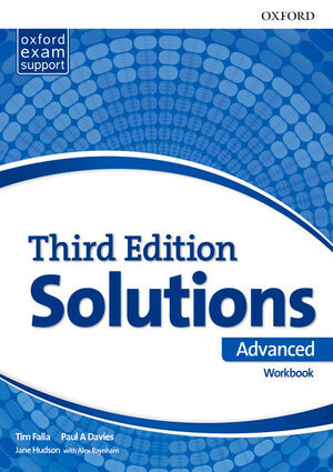 SOLUTIONS 3RD EDITION ADVANCED. WORKBOOK