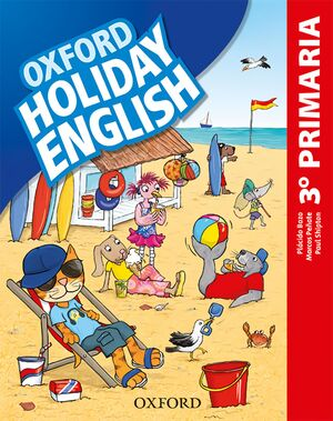 HOLIDAY ENGLISH 3.º PRIMARIA. STUDENT'S PACK 3RD EDITION. REVISED EDITION