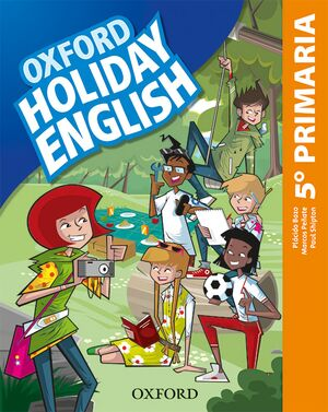 HOLIDAY ENGLISH 5º PRIMARIA. STUDENT'S PACK 5RD EDITION. REVISED EDITION