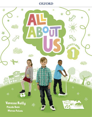 ALL ABOUT US 1. ACTIVITY BOOK