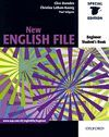 NEW ENGLISH FILE BEGINNERS. STUDENT'S BOOK FOR SPAIN