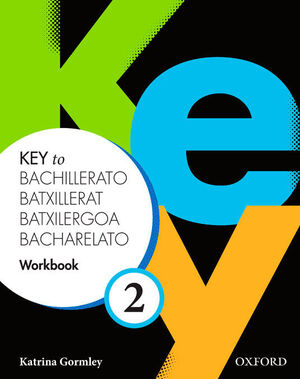 KEY TO BACHILLERATO 2. WORKBOOK PACK (CATALÁN)