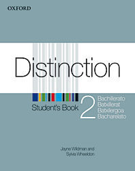 DISTINCTION 2. STUDENT'S BOOK + ORAL SKILLS COMPANION