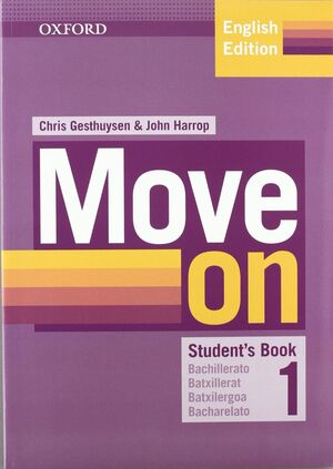 MOVE ON 1. STUDENT'S BOOK + ORAL SKILLS COMPANION