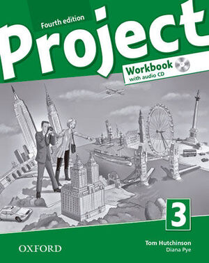 PROJECT 3. WORKBOOK PACK 4TH EDITION