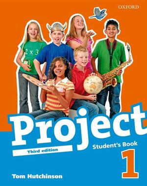 PROJECT 1. STUDENT'S BOOK 3RD EDITION