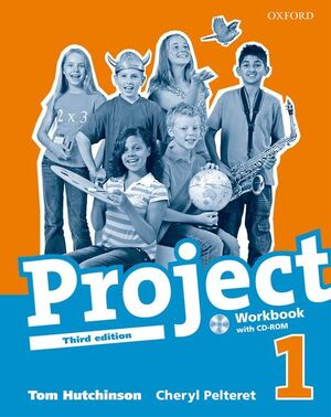 PROJECT 1. WORKBOOK PACK 3RD EDITION