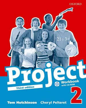PROJECT 2 WORKBOOK PACK 3RD EDITION