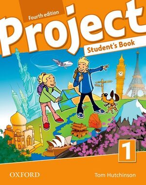PROJECT 1. STUDENT'S BOOK 4TH EDITION