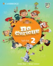 BE CURIOUS 2ºPRIMARY PUPIL´S BOOK 2020