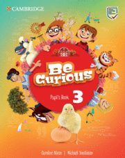 BE CURIOUS 3ºPRIMARY PUPIL´S BOOK 2020