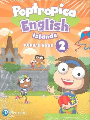 POPTROPICA ENGLISH ISLANDS LEVEL 2 HANDWRITING PUPIL'S BOOK WITH