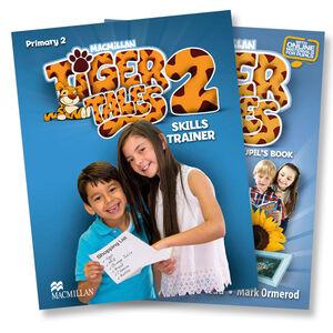 TIGER 2 PB PK (EBOOK+SKILLS TR)