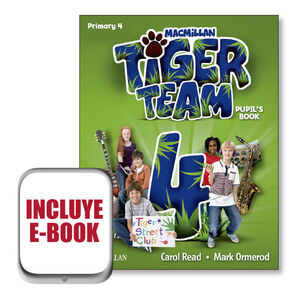 TIGER 4 PB (EBOOK) PK