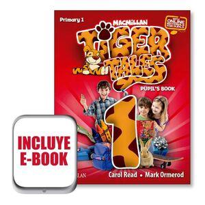 TIGER 1 PB PK (EBOOK)