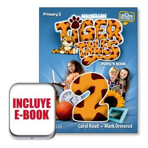 TIGER 2 PB PK (EBOOK)