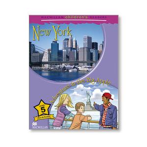 NEW YORK:ADVENTURE IN THE BIG APPLE