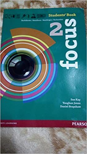 FOCUS SPAIN 2º BACHILLERATO STUDENT'S BOOK