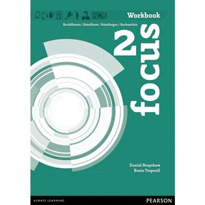 FOCUS SPAIN 1º BACHILLERATO WORKBOOK