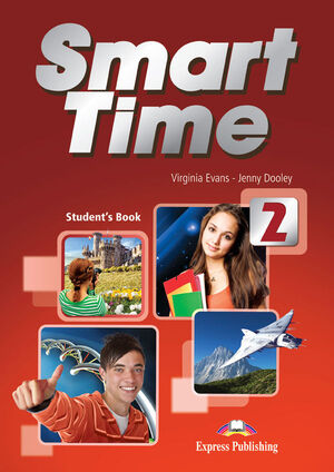 SMART TIME 2º ESO STUDENT'S BOOK