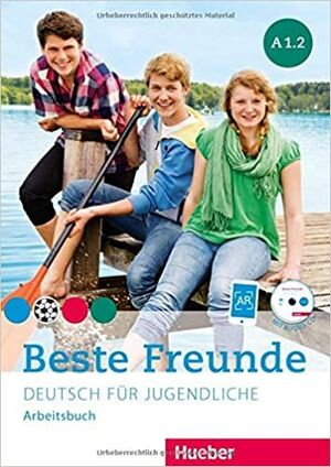 BESTE FREUNDE A1.2 ARBEITSBUCH +CD AUDIO