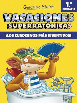 VACACIONES SUPERRATÓNICAS 1º PRIMARIA