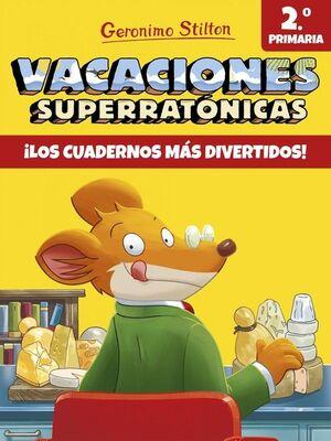 VACACIONES SUPERRATÓNICAS 2º PRIMARIA