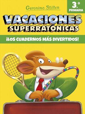 VACACIONES SUPERRATÓNICAS 3º PRIMARIA