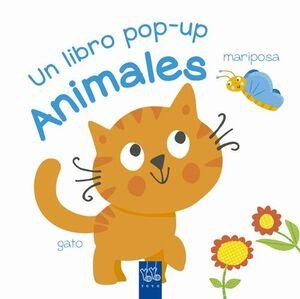 ANIMALES.(UN LIBRO POP-UP)