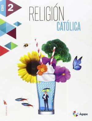 RELIGIÓN 2º ESO  ÁGAPE- BERIT