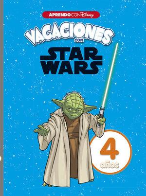 VACACIONES STAR WARS 4 AÑOS