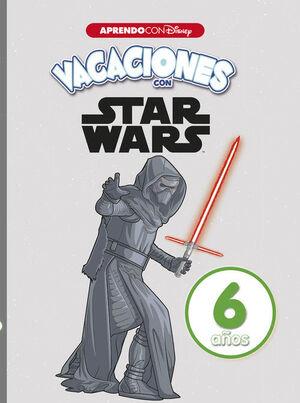 VACACIONES STAR WARS 6 AÑOS