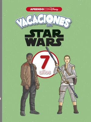 VACACIONES STAR WARS 7 AÑOS