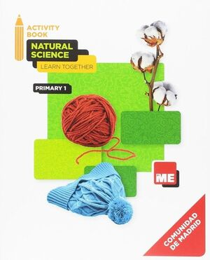NATURAL SCIENCE 1 MADRID WORKBOOK LEARN TOGETHER