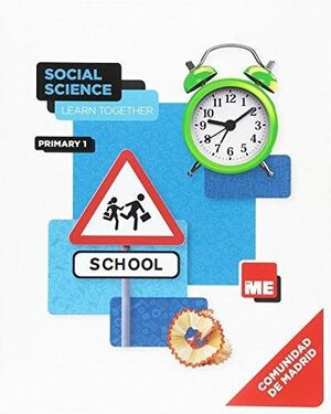 SOCIAL SCIENCE 1 MADRID STUDENT BK LEARN TOGETHER