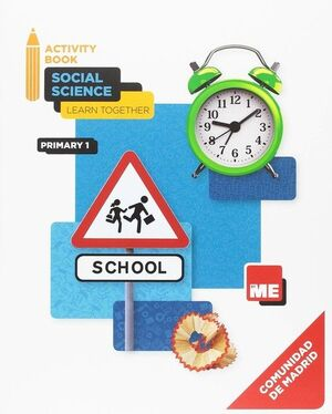 SOCIAL SCIENCE 1 MADRID WORKBOOK LEARN TOGETHER