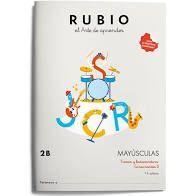 CUADERNO RUBIO A4 ESCRITURA MAYUSCULAS 3