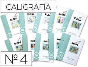 CUADERNO RUBIO A5 ESCRITURA Nº 4