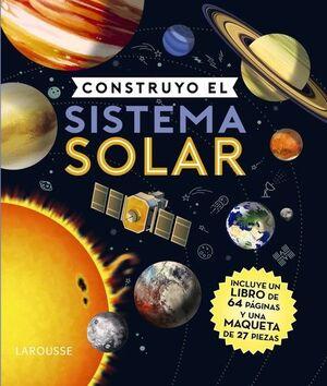 CONSTRUYO EL SISTEMA SOLAR.(LIBRO+MAQUETA).(INFANT