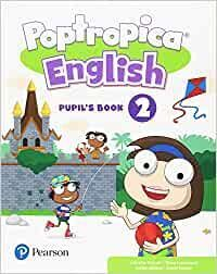 POPTROPICA ENGLISH 2 PB PACK
