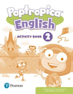 POPTROPICA ENGLISH 2 AB