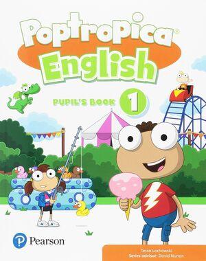 POPTROPICA ENGLISH 1 PUPIL'S BOOK PRINT & DIGITAL INTERACTIVEPUPI