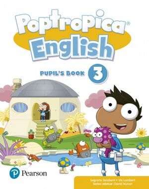 POPTROPICA ENGLISH 3 PUPIL'S BOOK PRINT & DIGITAL INTERACTIVEPUPI