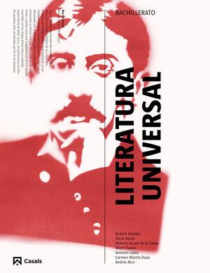 LITERATURA UNIVERSAL 1 BACHILLERATO (2015)