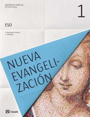 NUEVA EVANGELIZACIÓN 1 ESO (2015)