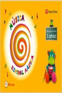 MUSICA 3 AÑOS. ESPIRAL MAGICA INFANTIL